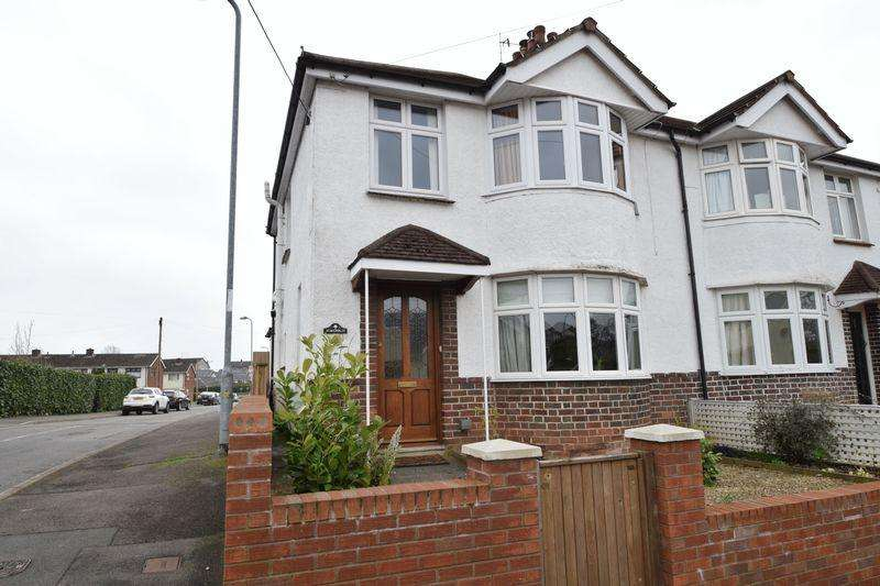 3 Bedrooms Semi Detached House for sale in Ruth Road, Pontypool