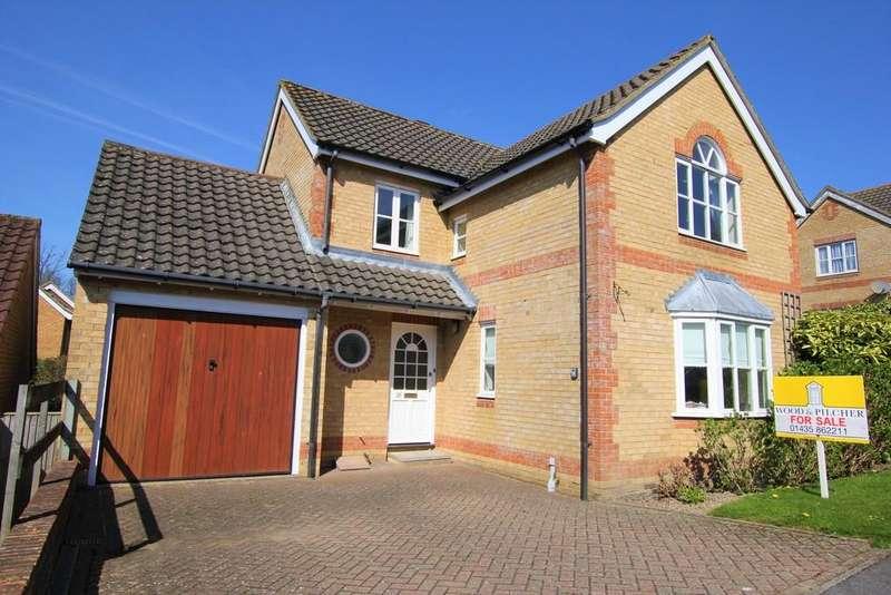 4 Bedrooms Detached House for sale in Elm Way, Heathfield