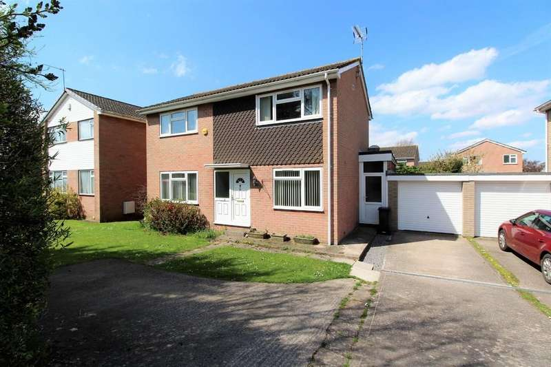 4 Bedrooms Detached House for sale in St Marys Grove, Nailsea