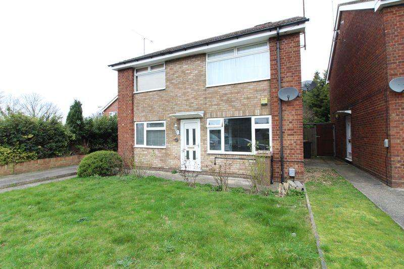 2 Bedrooms Maisonette Flat for sale in Immaculately Designed Maisonette with Garden in Leagrave