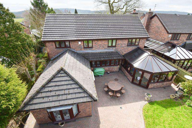 5 Bedrooms Detached House for sale in Annex Property, Paddocks Green, Congleton