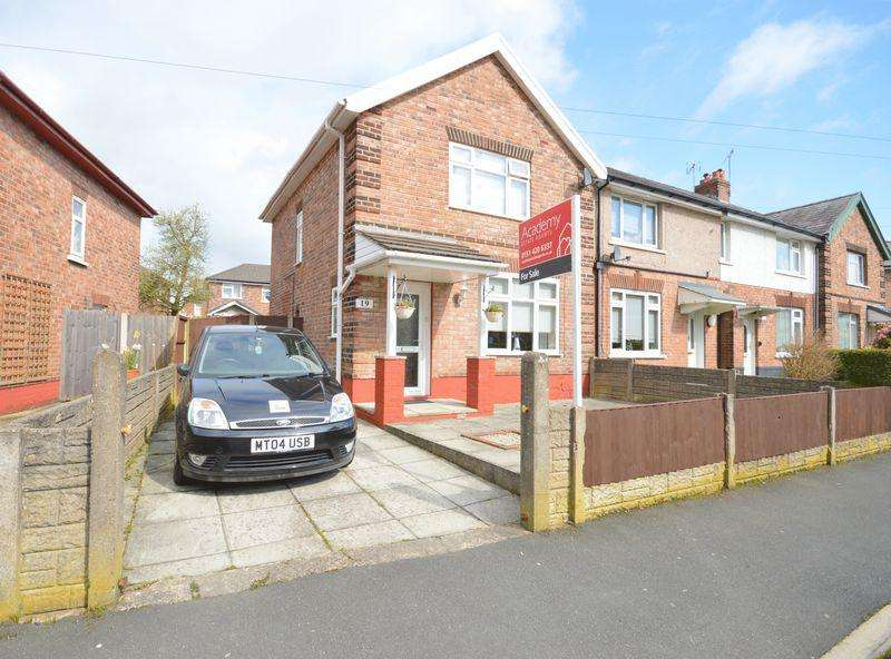3 Bedrooms Terraced House for sale in Gloucester Road, Widnes