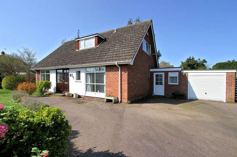 4 Bedrooms Detached House for sale in Kedleston Drive, Norwich