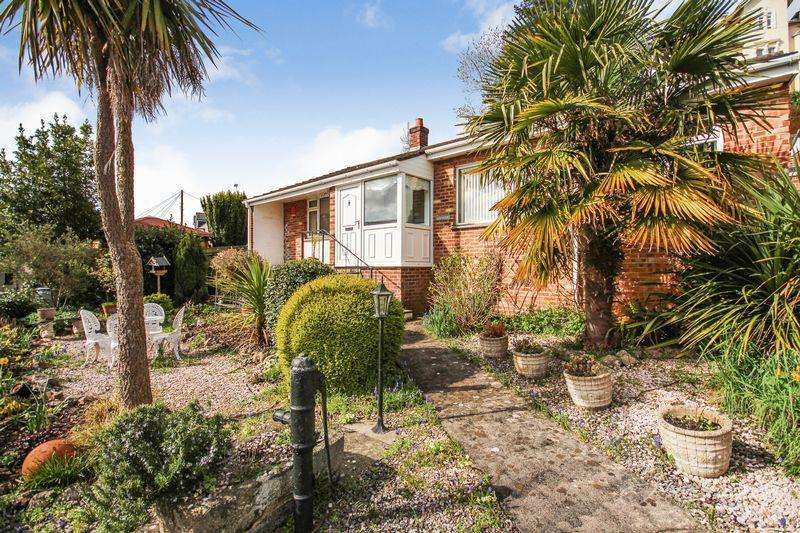 2 Bedrooms Detached Bungalow for sale in Yon Street, Kingskerswell, Newton Abbot
