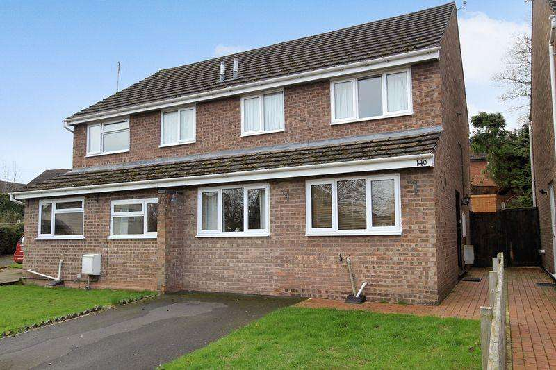 3 Bedrooms Semi Detached House for sale in MORETON-ON-LUGG