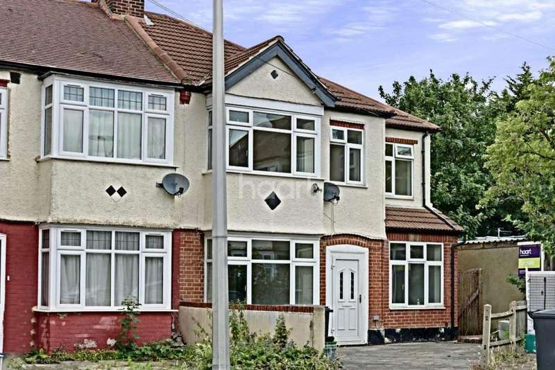 5 Bedrooms End Of Terrace House for sale in Lakehall Gardens, Thornton Heath, CR7