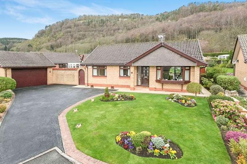 3 Bedrooms Detached Bungalow for sale in Lon Glyndwr, Abergele, LL22