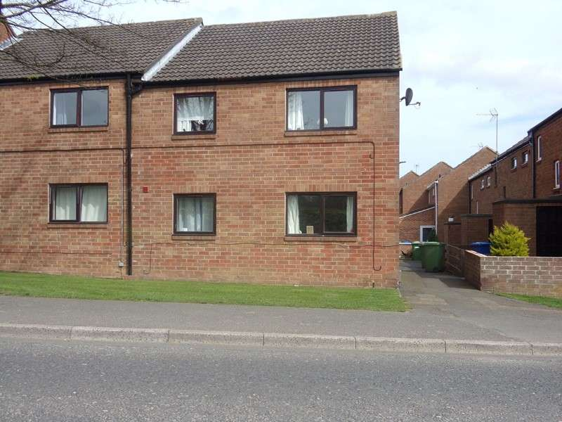 1 Bedroom Property for sale in Cawledge View, Alnwick, Alnwick, Northumberland, NE66 1BH
