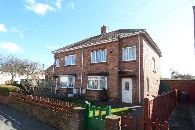 3 Bedrooms Property for sale in Dilston Drive, Ashington, Northumberland, NE63 0LH
