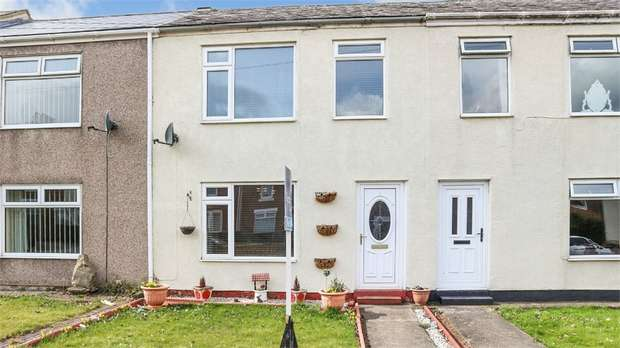 3 Bedrooms Terraced House for sale in High Row, Houghton le Spring, Tyne and Wear