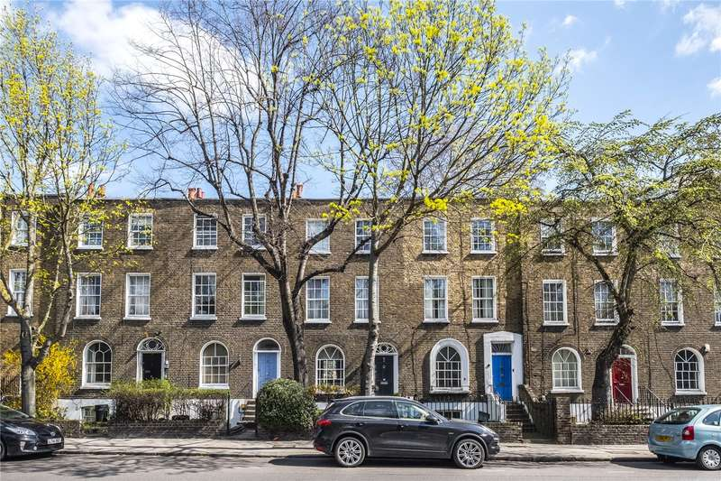 3 Bedrooms Terraced House for sale in Canonbury Road, London, N1