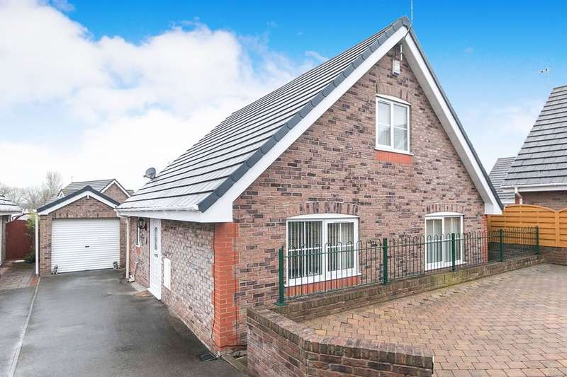 3 Bedrooms Detached Bungalow for sale in Melyd Avenue, Prestatyn, LL19