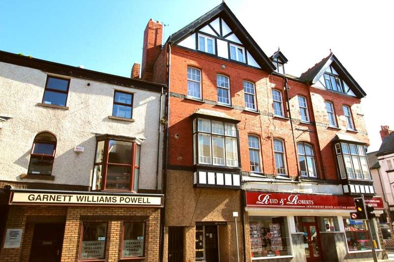 1 Bedroom Flat for sale in Kinmel Street, Rhyl, LL18