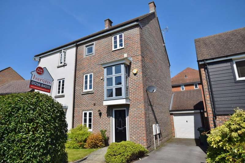 5 Bedrooms Town House for sale in Marnel Park, Basingstoke, RG24
