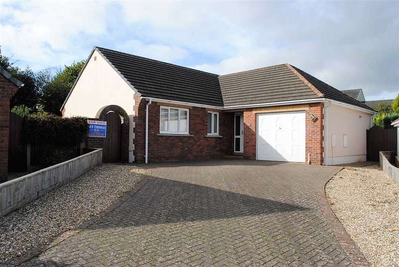 3 Bedrooms Detached Bungalow for sale in 10 Gibbas Way