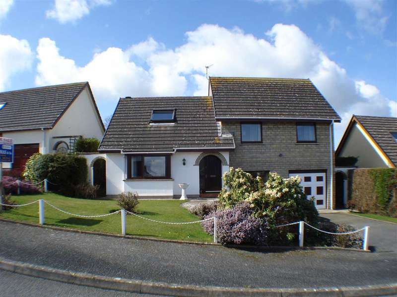4 Bedrooms Detached House for sale in 6 Lloyd George Lane
