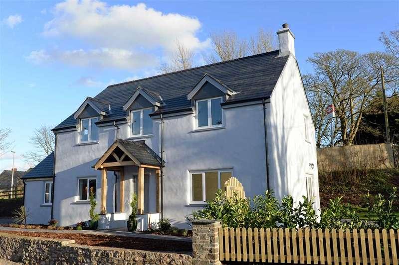 4 Bedrooms Detached House for sale in 'Pilgrims', Lamphey, Pembroke