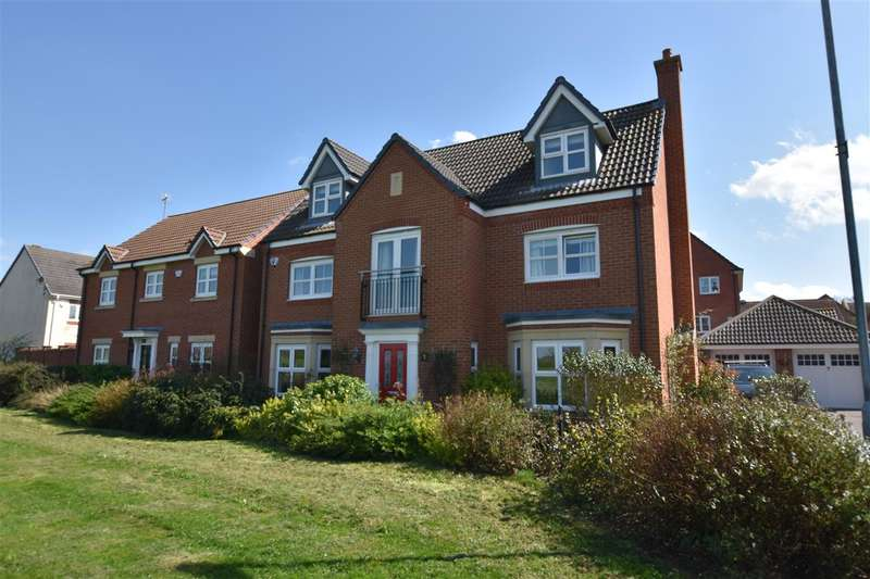 5 Bedrooms Detached House for sale in Brooker Close, Barrow Upon Soar