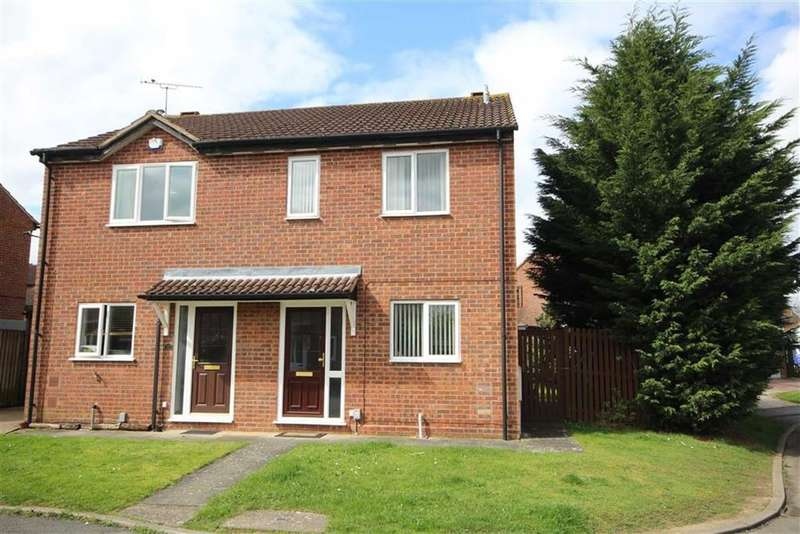 3 Bedrooms Semi Detached House for sale in Longleat Grove, Leamington Spa, Warwickshire, CV31