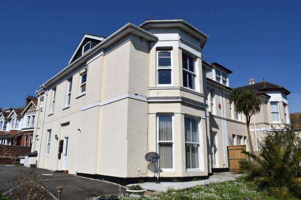 1 Bedroom Flat for sale in Carlton House, 62 Dartmouth Road, Paignton, Devon