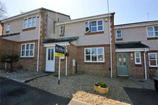 3 Bedrooms Terraced House for sale in Pollards Way, Saltash, Cornwall