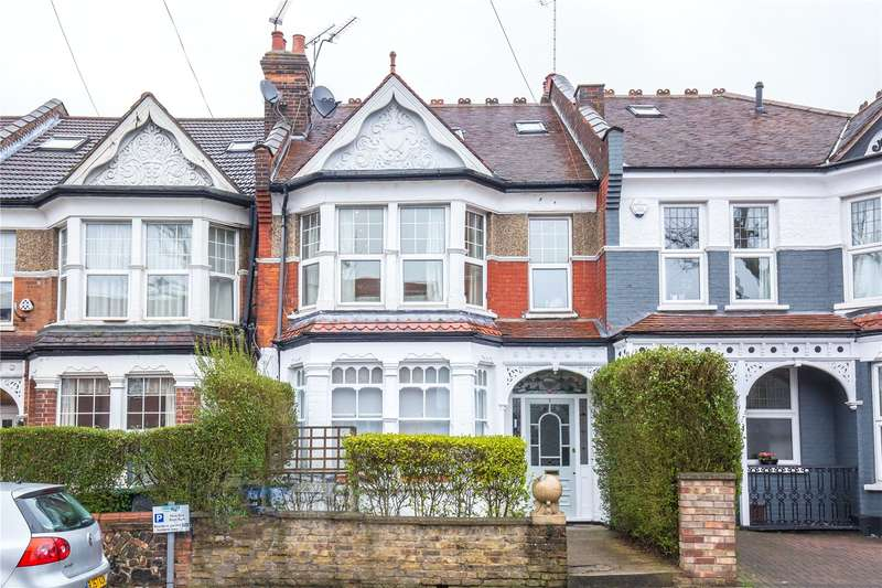 3 Bedrooms Apartment Flat for sale in Woodside Lane, North Finchley, London, N12