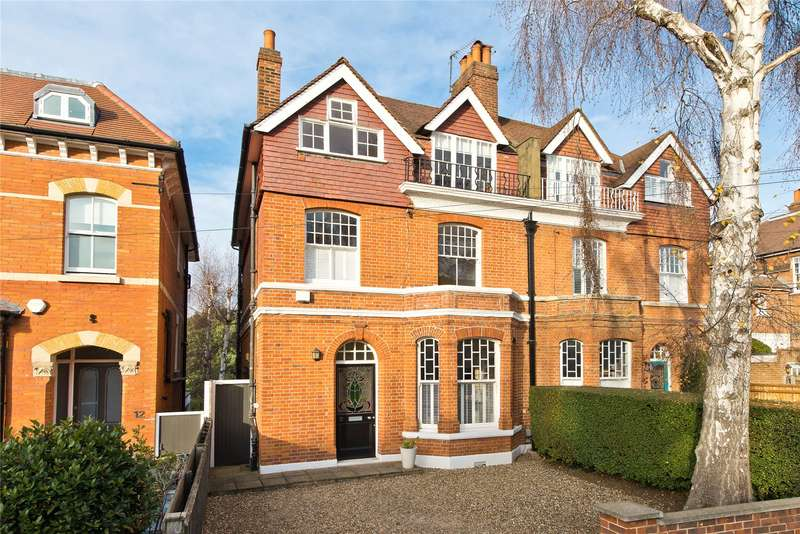 6 Bedrooms Semi Detached House for sale in Melrose Road, Southfields, London, SW18