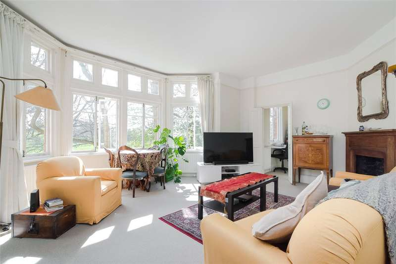 3 Bedrooms Flat for sale in Wandsworth Common West Side, Wandsworth, London, SW18
