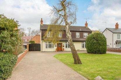 4 Bedrooms Detached House for sale in Wolverton Road, Blakelands, Milton Keynes, Buckinghamshire