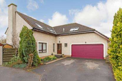 4 Bedrooms Detached House for sale in Broom Court, Kinross