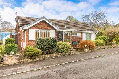 2 Bedrooms Bungalow for sale in Stonechat Close, Kidderminster
