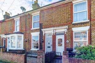 2 Bedrooms Terraced House for sale in Allen Street, Maidstone, Kent