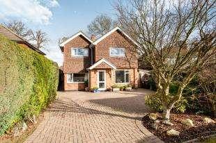 4 Bedrooms Detached House for sale in St Bernards Road, Tonbridge, Kent