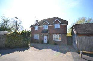 4 Bedrooms Detached House for sale in The Glebe, Bidborough, Kent