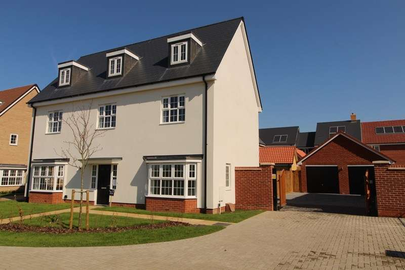 5 Bedrooms Detached House for sale in Hall Road, Rochford