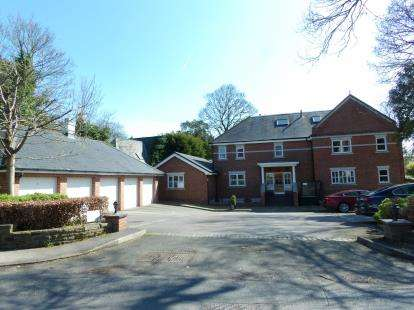 2 Bedrooms Flat for sale in Styal Road, Wilmslow, Cheshire, .