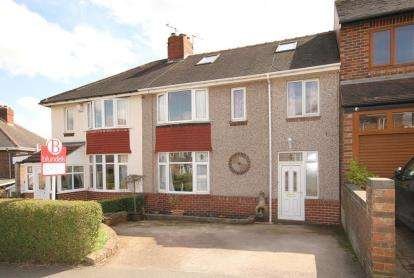 4 Bedrooms Semi Detached House for sale in Goodison Crescent, Stannington, Sheffield