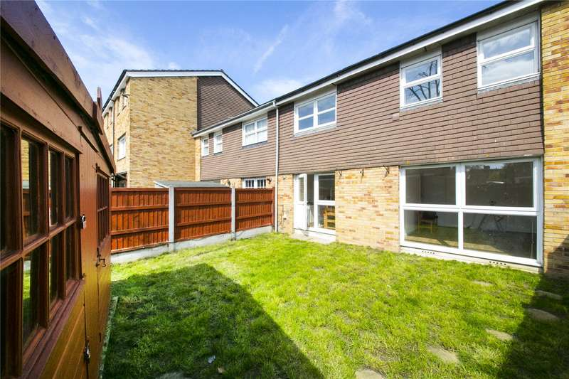 3 Bedrooms Terraced House for sale in Middleton Road, Hackney, E8