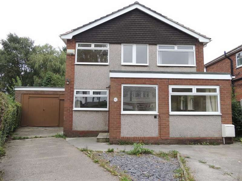 4 Bedrooms Detached House for sale in Turncliff Crescent, Marple, Stockport