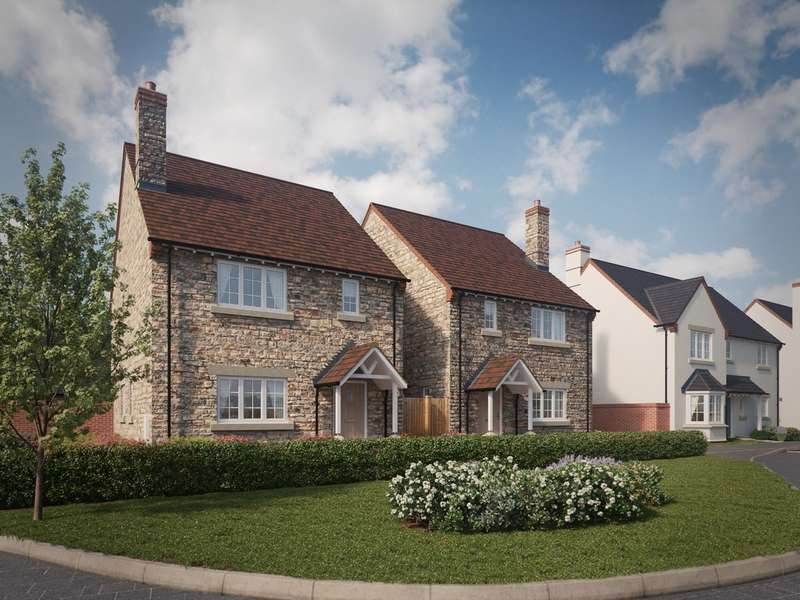 3 Bedrooms Detached House for sale in Plot 22, Croft House, Upper Acres