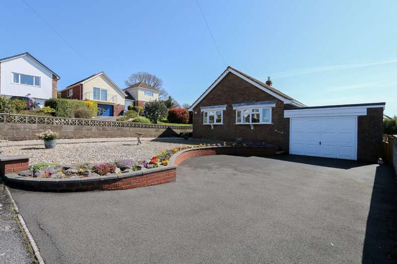 2 Bedrooms Detached Bungalow for sale in Higher Holcombe Drive