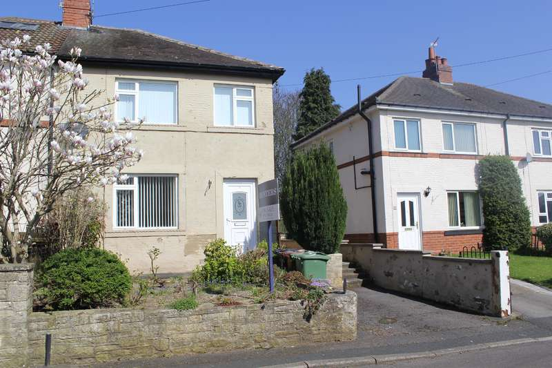 3 Bedrooms Semi Detached House for sale in Barleyfields Terrace, Wetherby, LS22 6PW