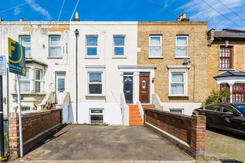 4 Bedrooms House for sale in Gurney Road, Stratford, E15