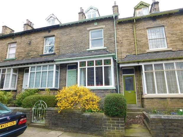3 Bedrooms Terraced House for sale in Leyburn Grove, Shipley