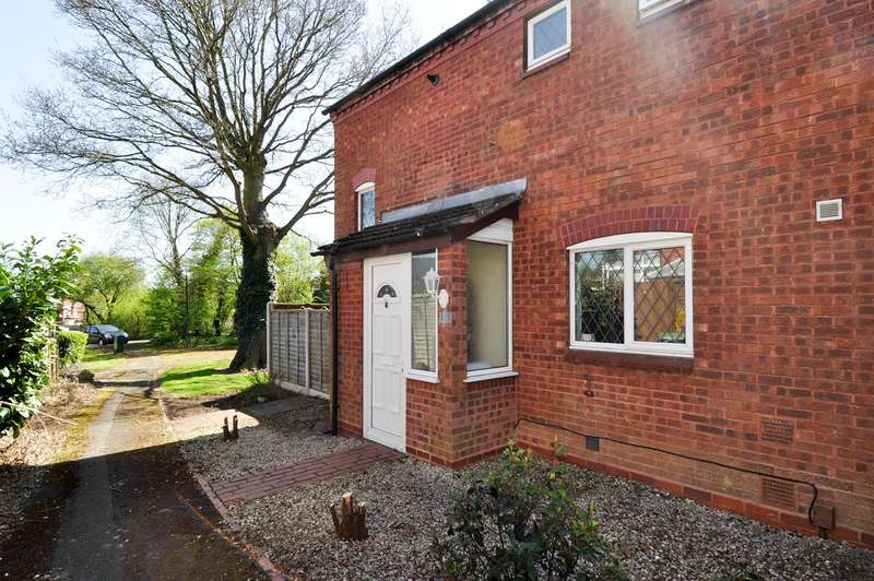 3 Bedrooms End Of Terrace House for sale in Lightoak Close, Walkwood, Redditch, B97