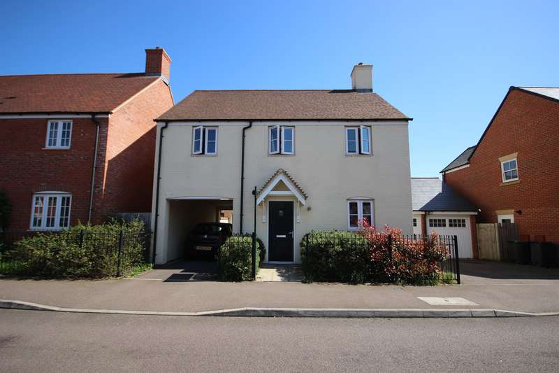 3 Bedrooms Property for sale in Falldor Way, Ampthill, Bedford, MK45