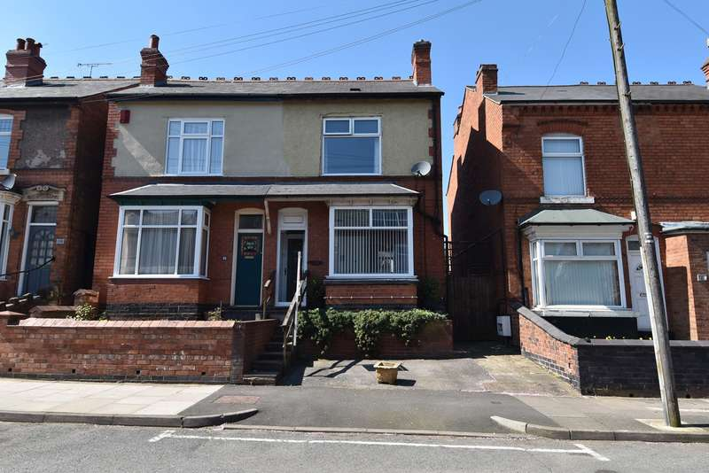 2 Bedrooms Semi Detached House for sale in Maas Road, Northfield, Birmingham, B31