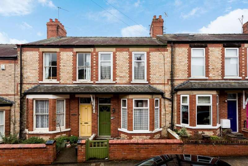 2 Bedrooms House for sale in Aldreth Grove, York