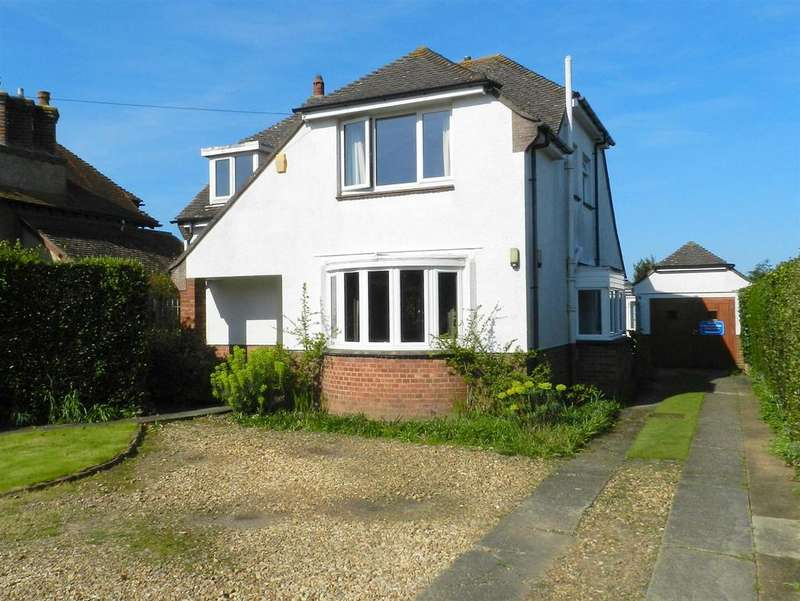 4 Bedrooms Detached House for sale in High Park Road, Ryde