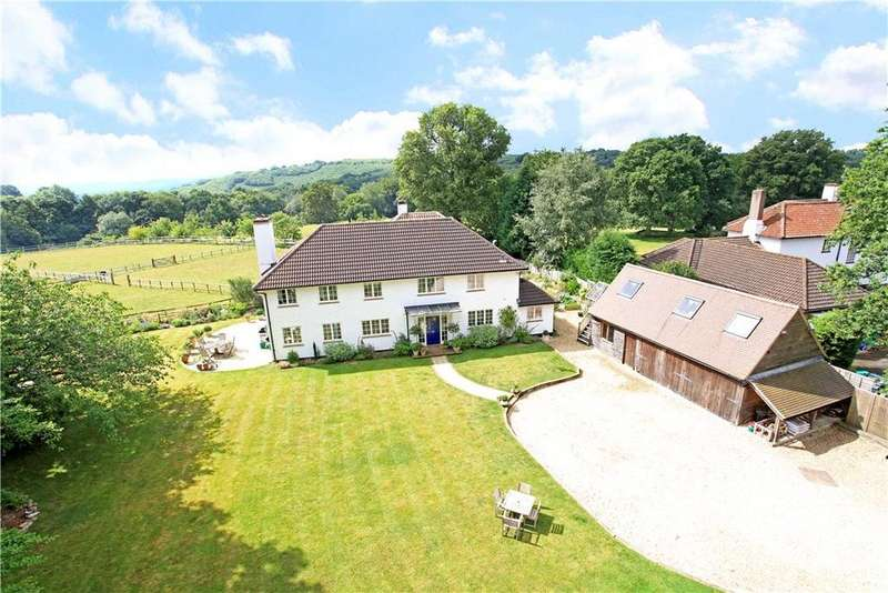 6 Bedrooms Detached House for sale in Danley Lane, Linchmere, Haslemere, West Sussex, GU27